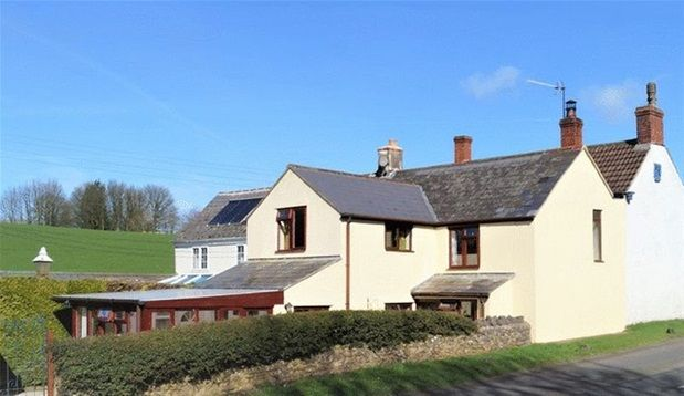 Thumbnail Property for sale in Haydon, Near Wells