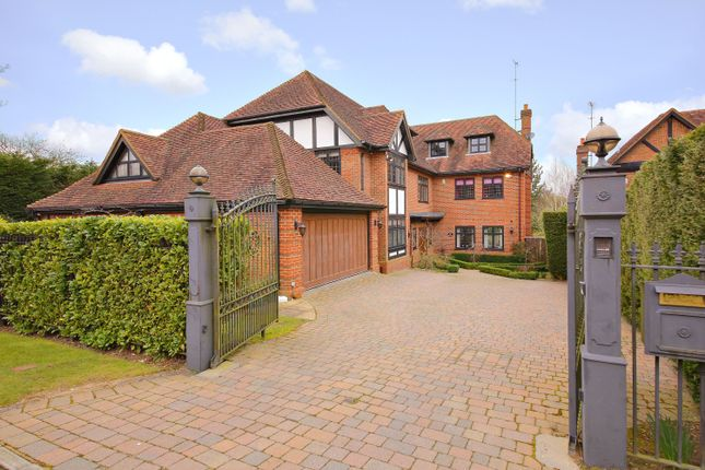Thumbnail Property for sale in Abbey View, Radlett