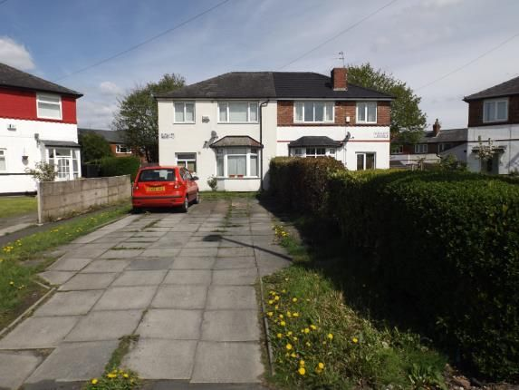 Thumbnail Semi-detached house for sale in Hassall Avenue, Manchester, Greater Manchester, Uk