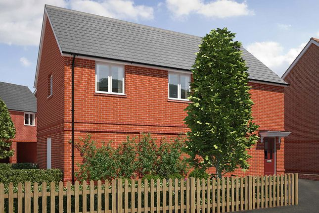 "Thumbnail Property for sale in ""The Lambton"" at Saunders Way, Basingstoke"