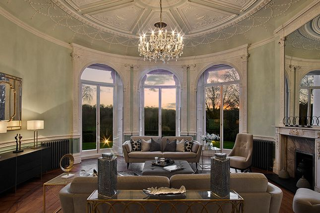 Thumbnail Duplex for sale in Sundridge Park Mansion, Willoughby Lane, Bromley