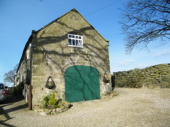 Thumbnail Barn conversion for sale in Hawthorn Hill, Whitby, North Yorkshire