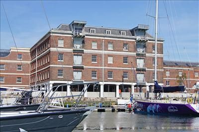 Thumbnail Office to let in First Floor The Granary, Royal Clarence Marina, Portsmouth Harbour, Gosport, Hampshire