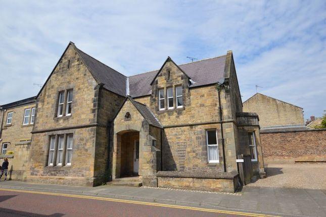 3 bed flat for sale in Greenwell Road, Alnwick NE66