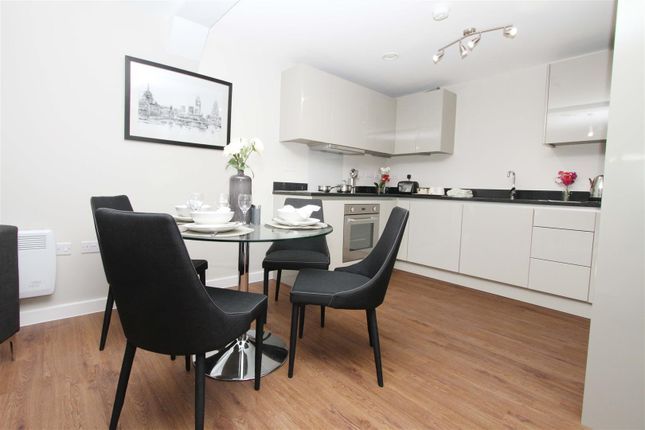 Dining Area of Plot 29, Movia Apartments, Bakers Road, Uxbridge UB8