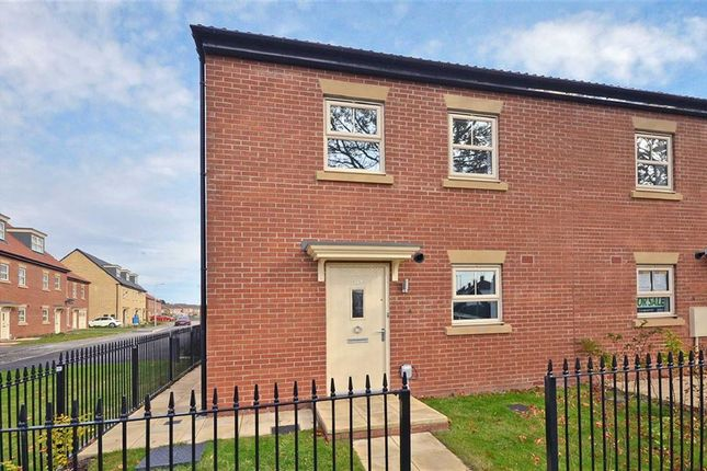 Thumbnail End terrace house for sale in Maybury Road, Hull