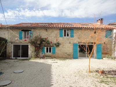 Thumbnail Property for sale in Fontclaireau, France