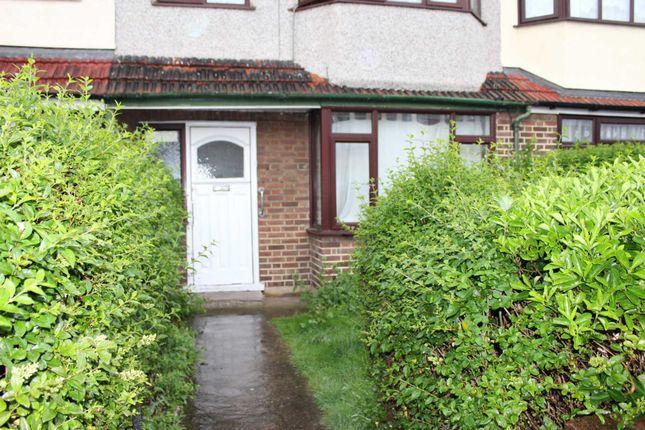 Thumbnail Terraced house to rent in Charlotte Road, Dagenham RM10, Dagenham,
