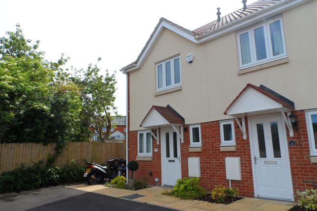 2 bed terraced house to rent in Willow Way, Chard