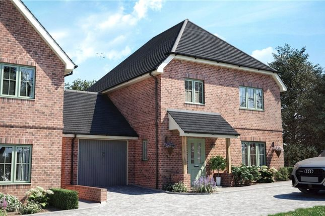 Thumbnail Detached house for sale in The Mulberries, 82 Bursledon Road, Hedge End, Southampton