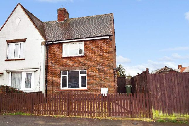 Thumbnail Semi-detached house for sale in Highfield Street, Finedon, Northamptonshire