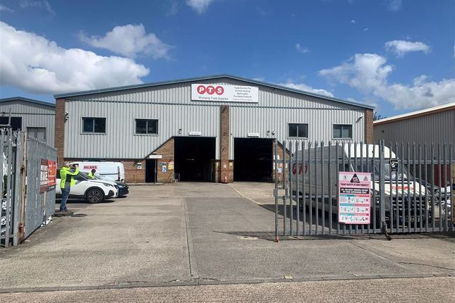 Thumbnail Light industrial to let in Site 2, Fishponds, Bristol