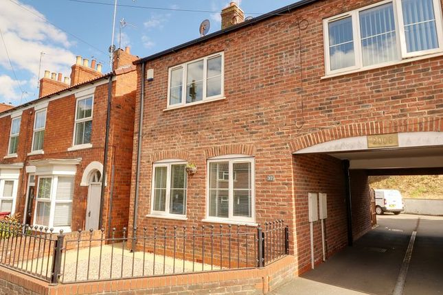 Thumbnail Terraced house to rent in Ferriby Road, Barton-Upon-Humber