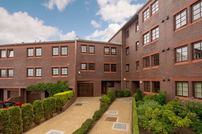 Thumbnail Town house for sale in 89 Orchard Brae Avenue, Edinburgh