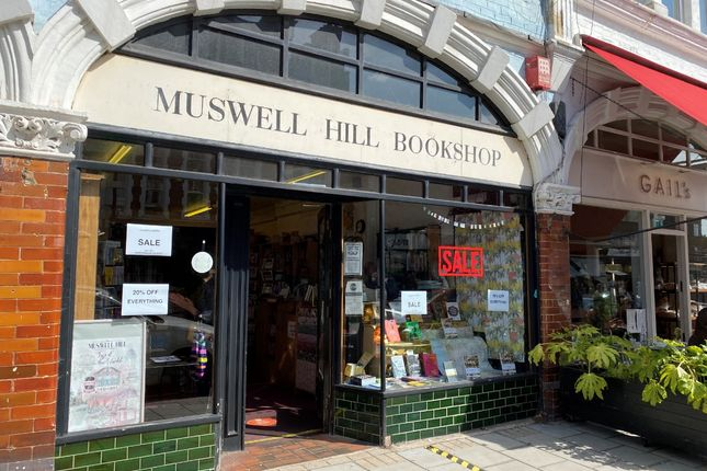 Thumbnail Retail premises to let in Fortis Green Road, Muswell Hill