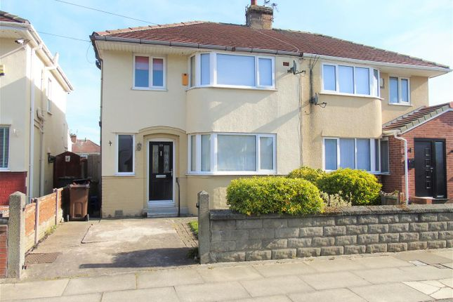 Thumbnail Semi-detached house for sale in Keble Drive, Liverpool
