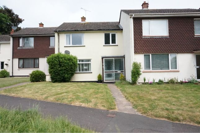 Thumbnail Terraced house for sale in Ladymead Road, Taunton