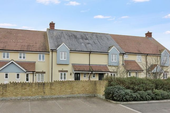 Thumbnail Terraced house to rent in Barrington, Ilminster