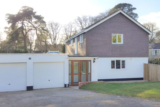 Thumbnail Detached house for sale in Warren Park, West Hill, Ottery St. Mary