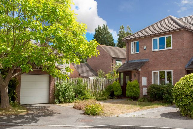 Thumbnail Semi-detached house for sale in Grange Close North, Westbury-On-Trym, Bristol