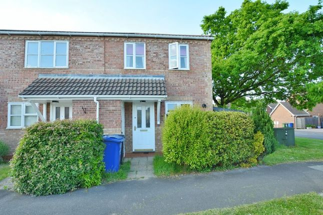 2 bed end terrace house for sale in Daubeney Avenue, Saxilby, Lincoln