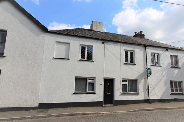 Terraced house for sale in Roydon Road, St. Stephens, Launceston