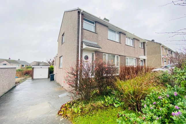 Thumbnail Semi-detached house for sale in Springbank, Whitehaven