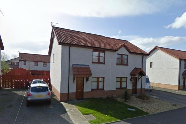Thumbnail Semi-detached house to rent in Westerton Road, Grangemouth