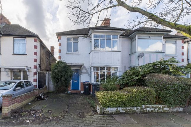 Thumbnail Terraced house to rent in Hanover Road, Kensal Rise