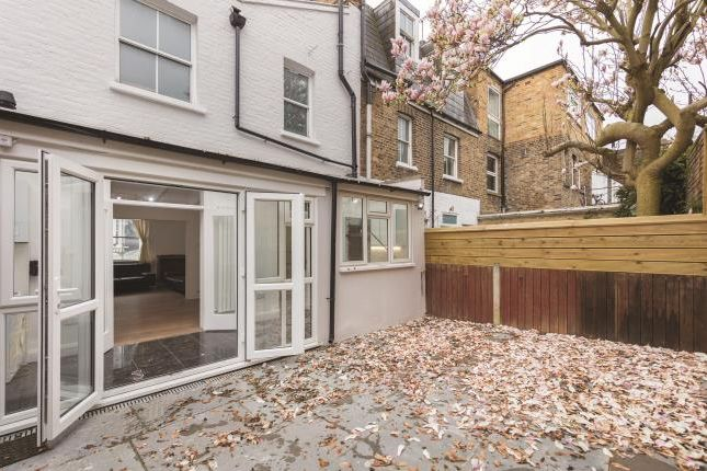 Thumbnail Terraced house to rent in Wadham Road, London