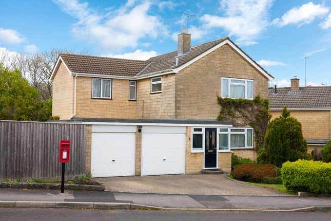Thumbnail Detached house for sale in Brook Drive, Corsham