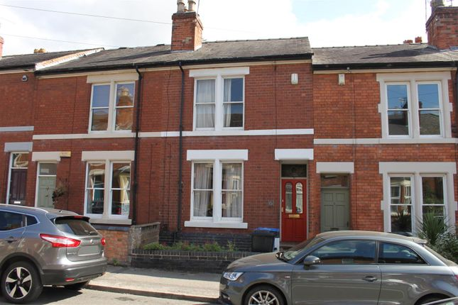 Thumbnail Town house for sale in Otter Street, Derby