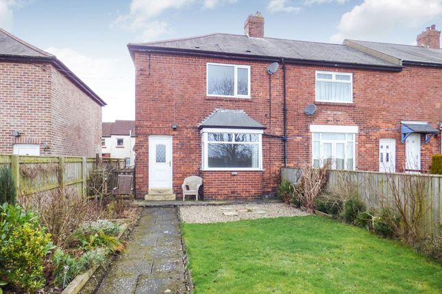 Thumbnail Terraced house for sale in Ford View, Dudley, Cramlington