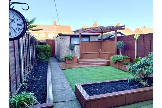 Garden of Southcoates Lane, Hull HU9