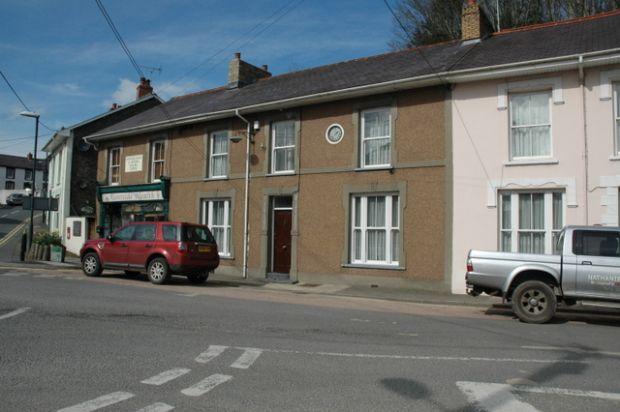 Thumbnail Terraced house for sale in 2 Teifi House, Newcastle Emlyn, Carmarthenshire