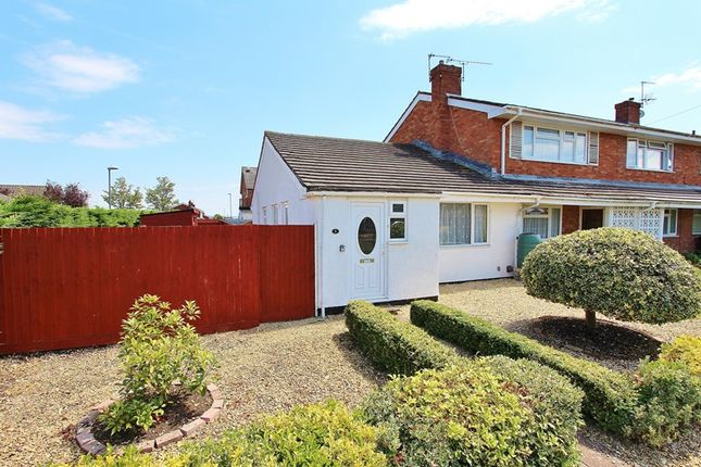 Thumbnail Bungalow for sale in Cherry Tree Close, Keynsham, Bristol