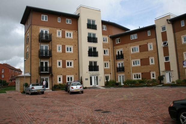 Thumbnail Flat for sale in Manley Gardens, Bridgwater