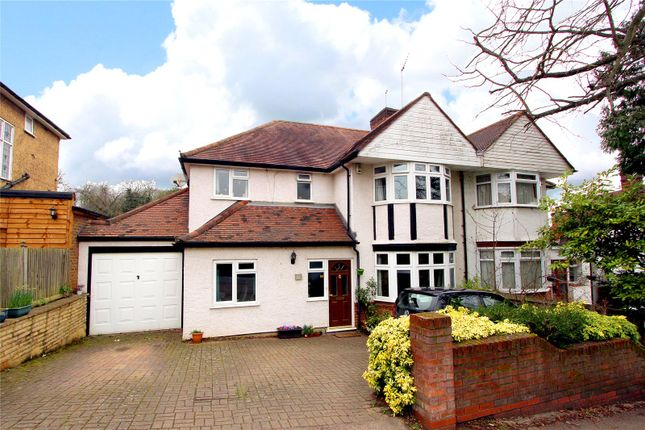 Thumbnail Semi-detached house for sale in Coniston Road, Kings Langley