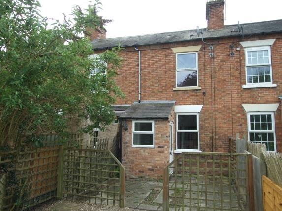 Thumbnail Terraced house for sale in Station Terrace, Radcliffe-On-Trent, Nottingham