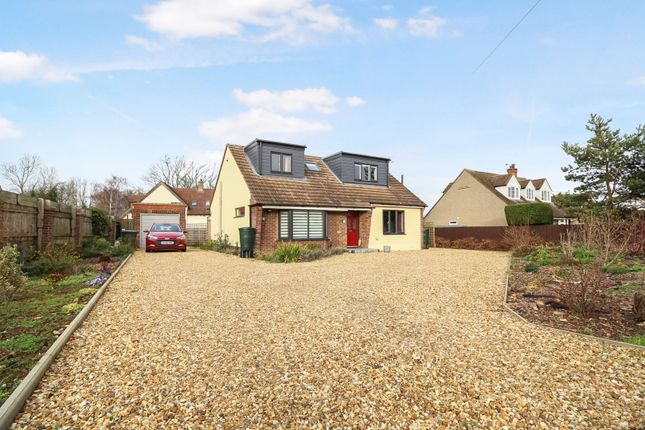 Thumbnail Detached house for sale in Newbury Lane, Bedford