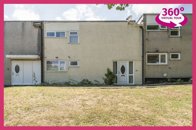 Thumbnail Terraced house for sale in Mere Path, Greenmeadow, Cwmbran