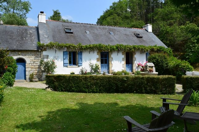 Thumbnail Detached house for sale in 29310 Querrien, Brittany, France