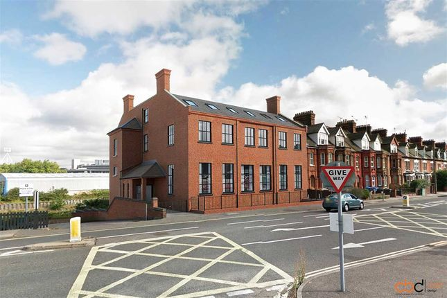Thumbnail Flat for sale in Wentworth House, Burrell Road, Ipswich, Suffolk