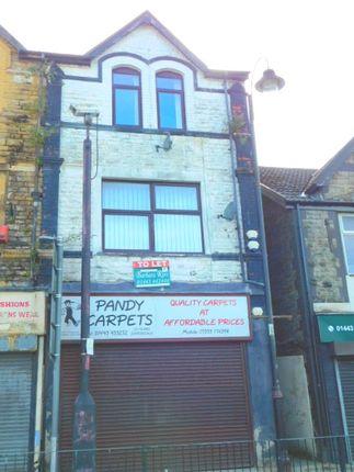 Thumbnail Flat to rent in Floor Flat, Dunraven Street, Tonypandy, Rhondda