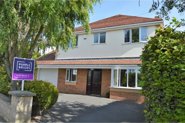 Thumbnail Detached house for sale in Ludlow Drive, West Kirby, Wirral