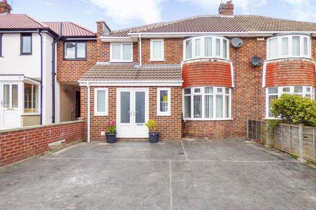 Semi-detached house for sale in Druridge Avenue, Sunderland