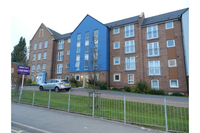 Thumbnail Flat for sale in 97 Foleshill Road, Coventry
