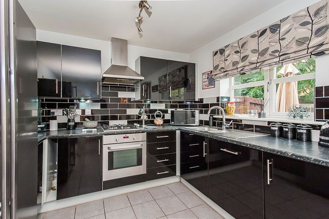 Thumbnail Detached house for sale in Banks Crescent, Stamford