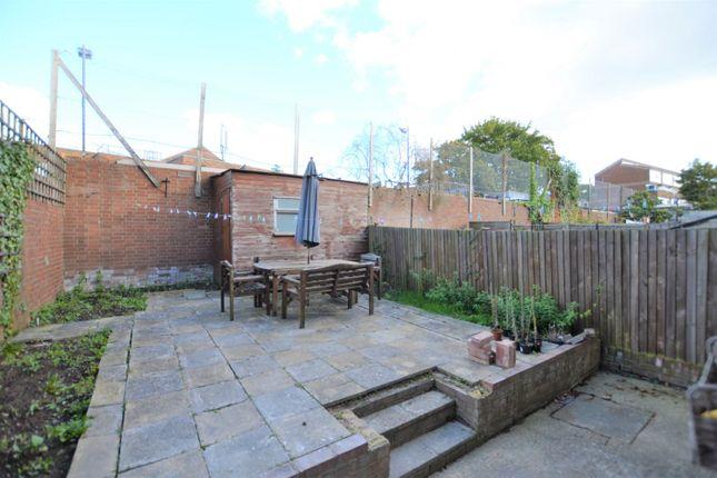 Rear Garden of Rickard Close, Brixton SW2