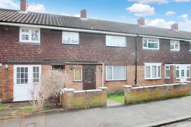 Thumbnail Terraced house to rent in Manscroft Road, Hemel Hempstead